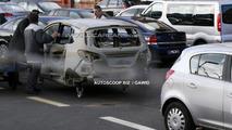 2010 Opel Meriva spy photos