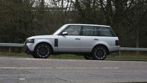 Range Rover Facelift Spy Photos