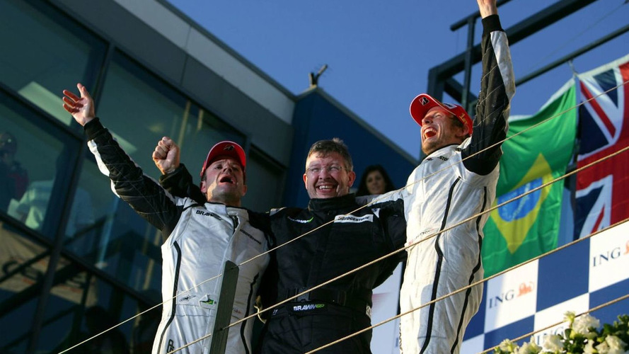 Brawn likely to keep same drivers in 2010