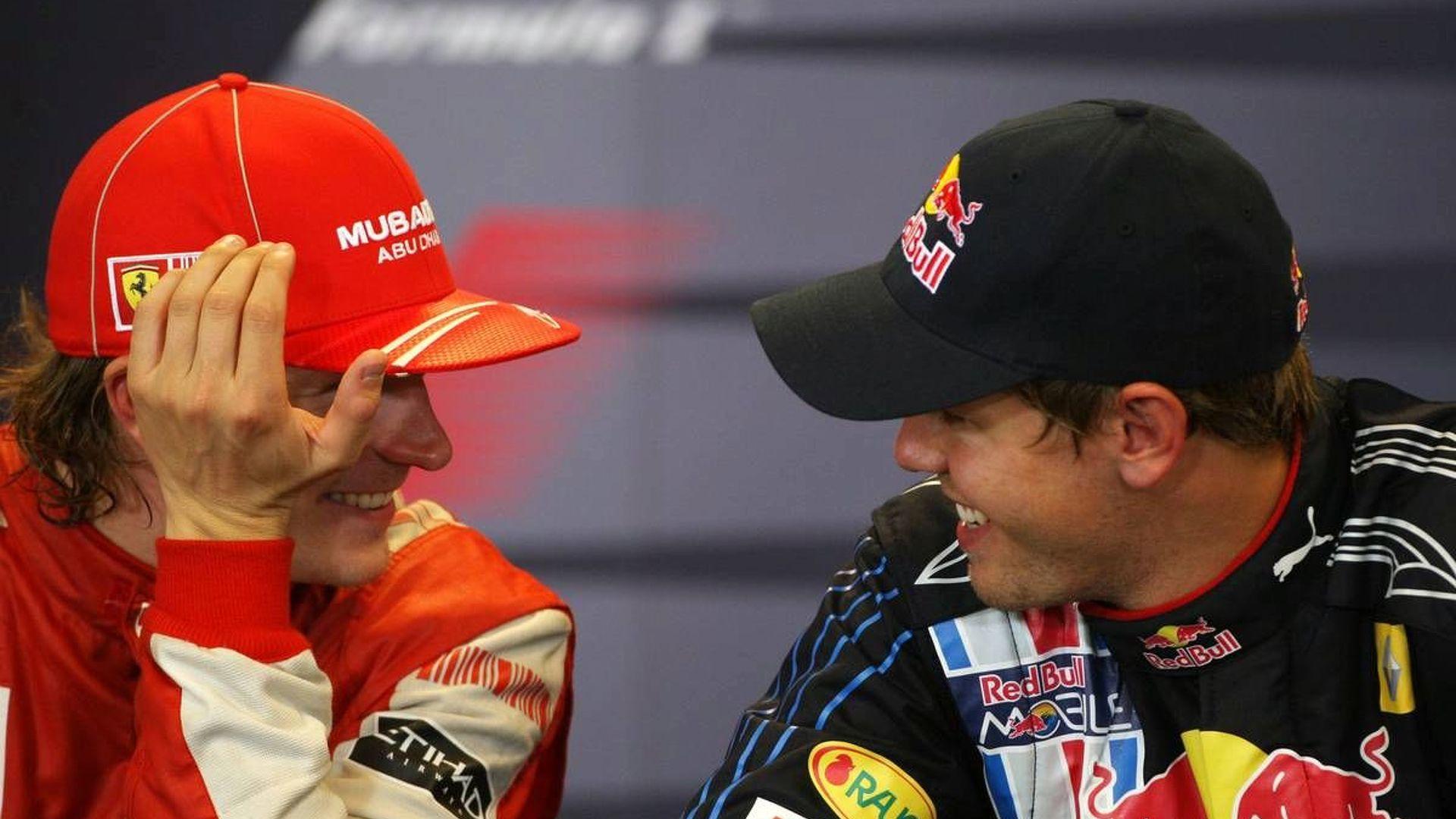 Raikkonen to Red Bull, Renault to oust Grosjean?