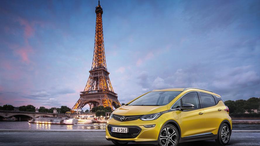 Suivez la conférence de presse Opel au Mondial de Paris à 12h15