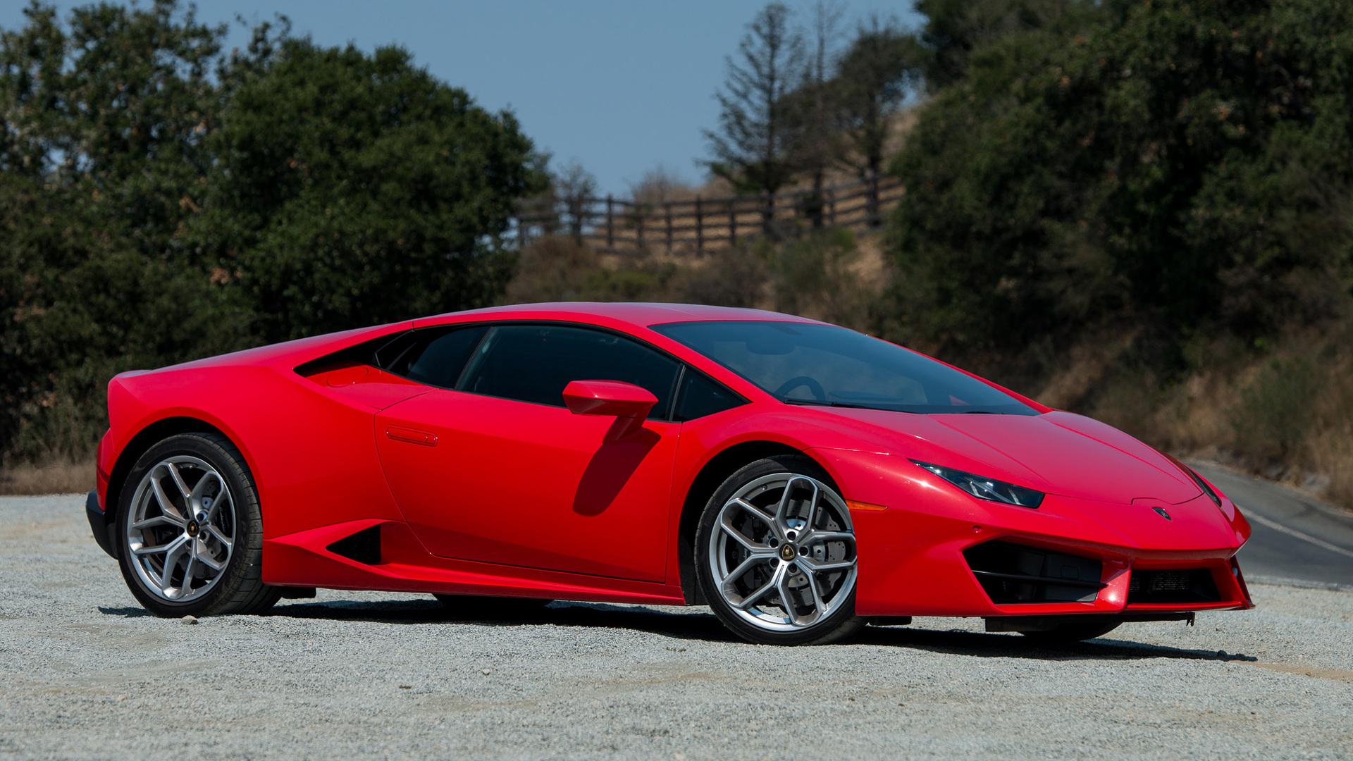 First Drive: 2016 Lamborghini Huracán LP 580-2