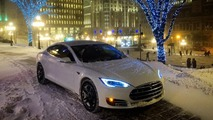 Quebec taxi driver's secret to success is a Tesla Model S