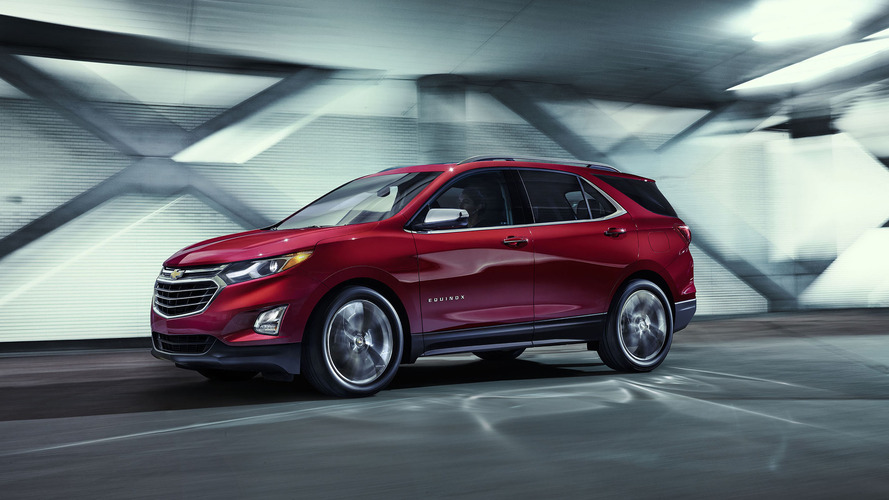 2018 Chevy Equinox to kick off from $24,475