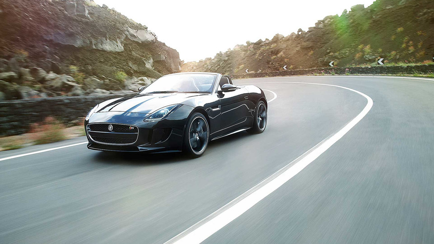 F-TYPE Convertible