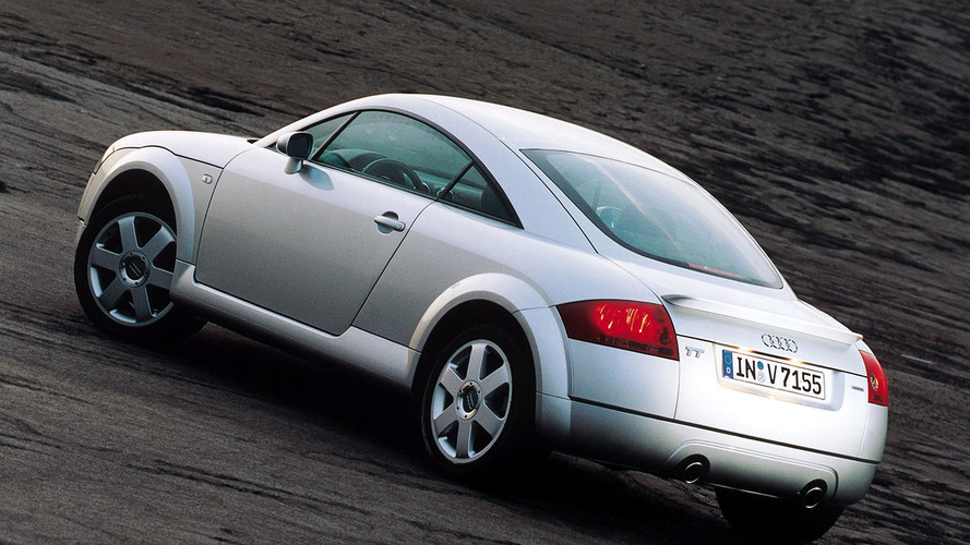 Worst Sports Cars: Audi TT (first generation)