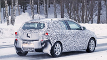 2019 Opel Corsa spy photo