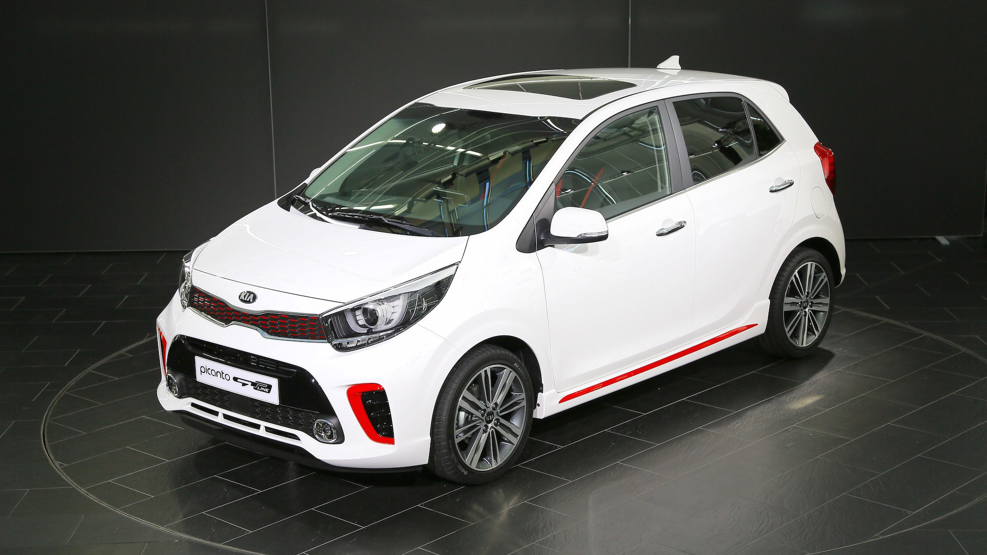 new kia picanto goes on sale in europe this spring 42 photos. Black Bedroom Furniture Sets. Home Design Ideas
