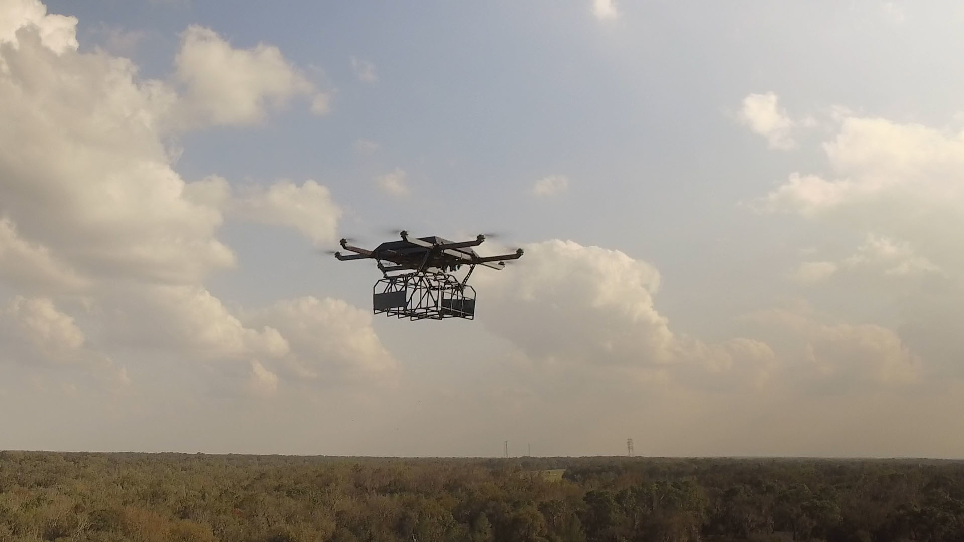 UPS Tests Van Mounted Drone Delivery System
