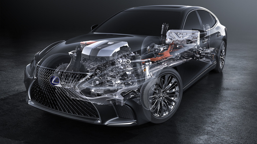 Lexus Wants To Remind You It's Already 'Fully Electric'