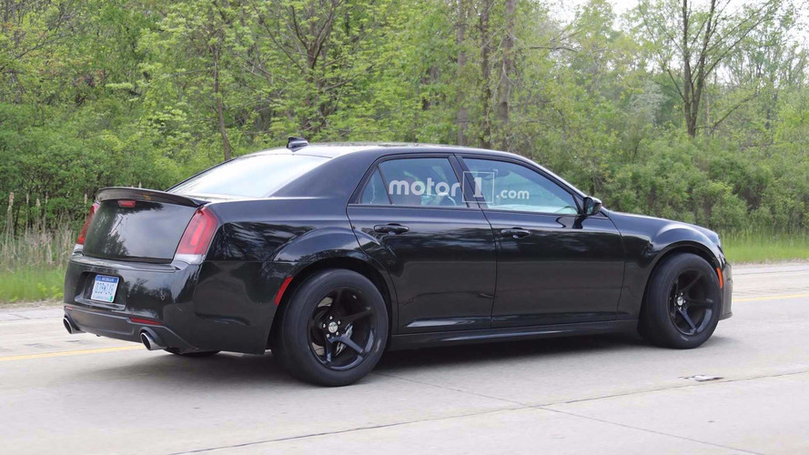 Chrysler 300 Hellcat May Not Happen After All [UPDATE]