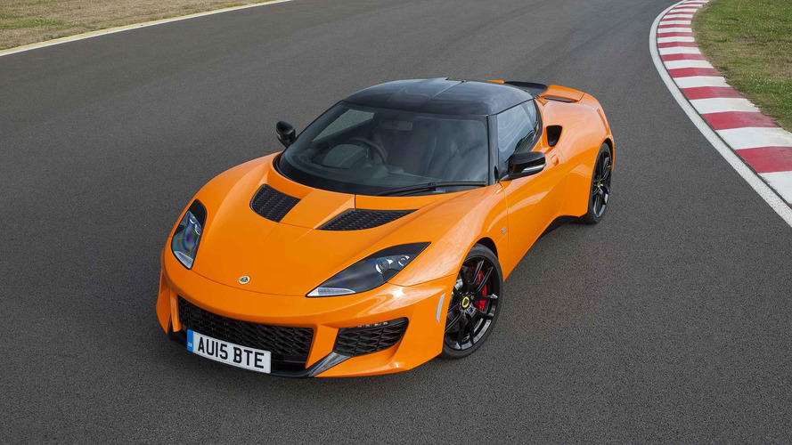 2017 Lotus Evora Review