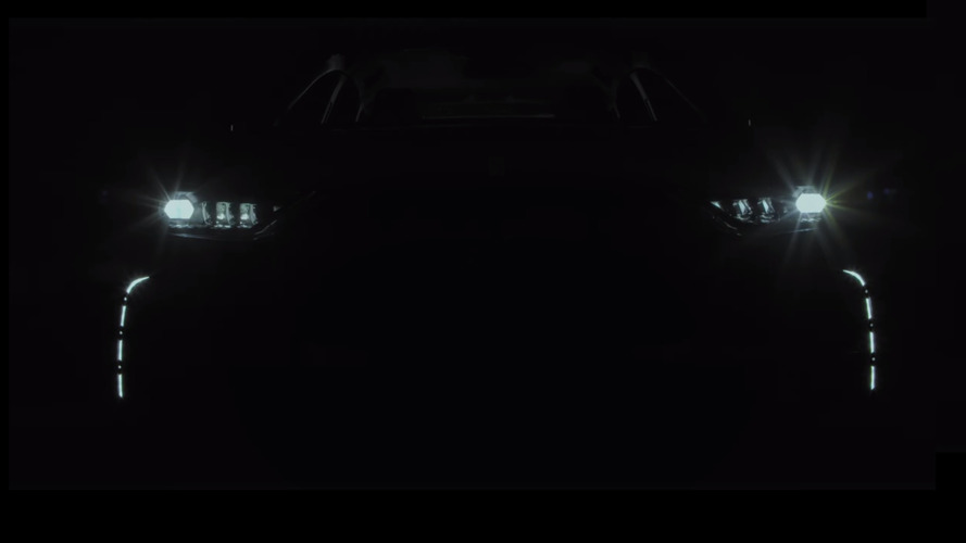 2017 DS7 Crossback teaser