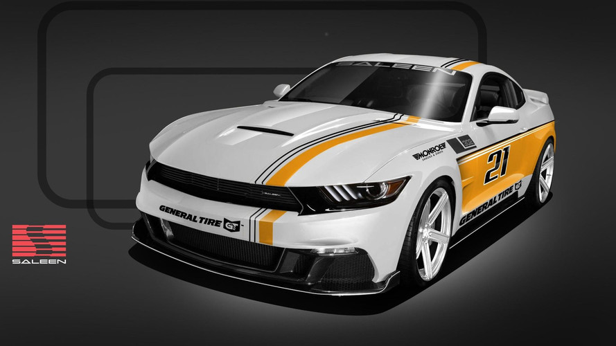 Saleen Previews 30-Year Championship Edition Mustangs