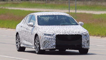 2018 Buick Regal GS Spy Photos