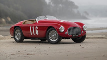 1950 Ferrari 166 MM Barchetta
