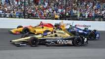 La 1re ligne de l'Indy 500 2016