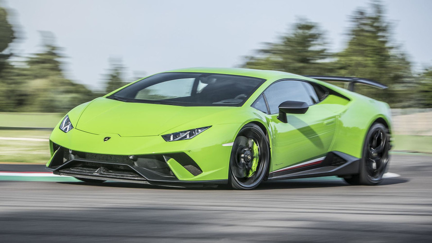 2017 Lamborghini Huracán Performante First Drive: Record-Breaking Ability