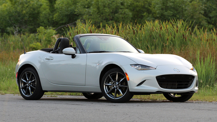 2016 Mazda MX-5 Miata: Review (New)
