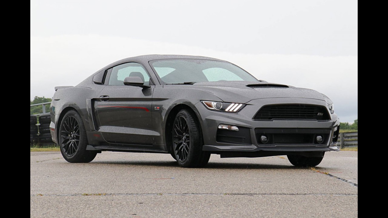 Roush Makes the 2017 Mustang Meaner for Under $30,000