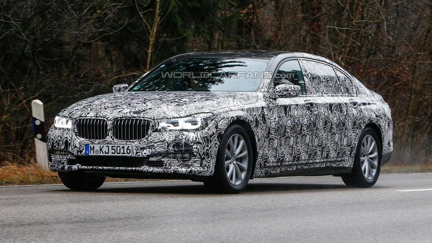 BMW exec says there's demand for an M7