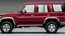 Toyota Land Cruiser 70 relaunched in Japan