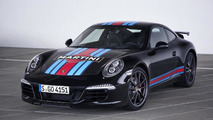 Porsche 911 S Martini Racing Edition