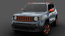 Urban Mopar-equipped Jeep Renegade