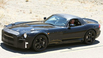 More Mercedes SLC Prototype Spied