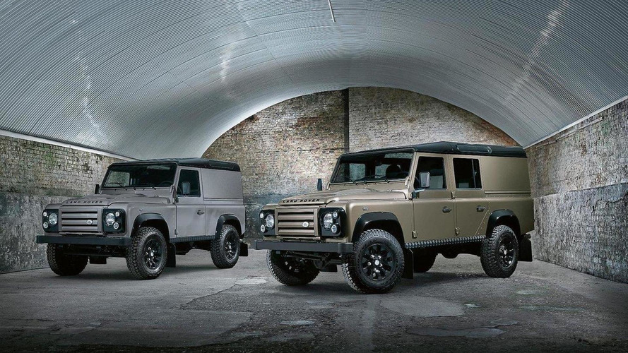 Land Rover re-issues Defender XTech Special Edition for UK
