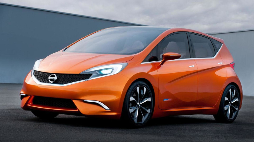 Nissan to build all-new hatchback in the UK