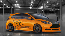 Ford will bring five custom Focus STs to SEMA