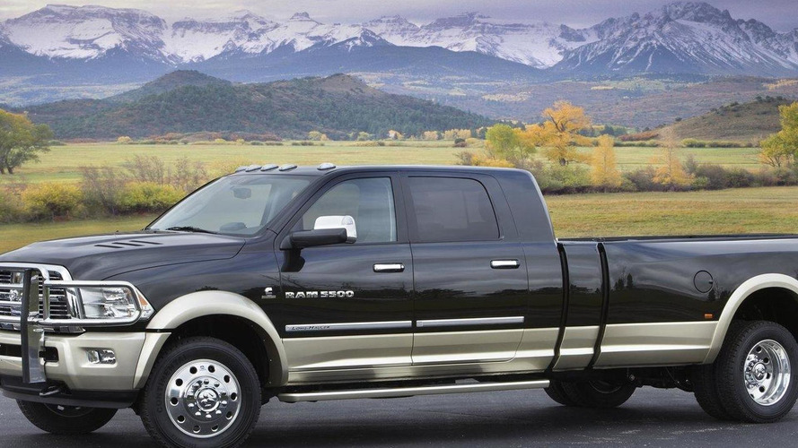 Dodge Ram Long-Hauler Concept Truck revealed - cost $750 to fill tank