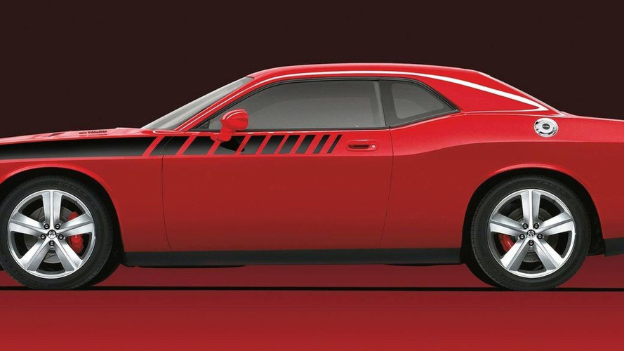 Dodge Challenger Performance Appearance Package Announced