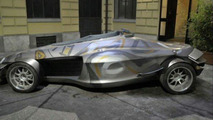 Tramontana Leal-Audirac Art Car - low res