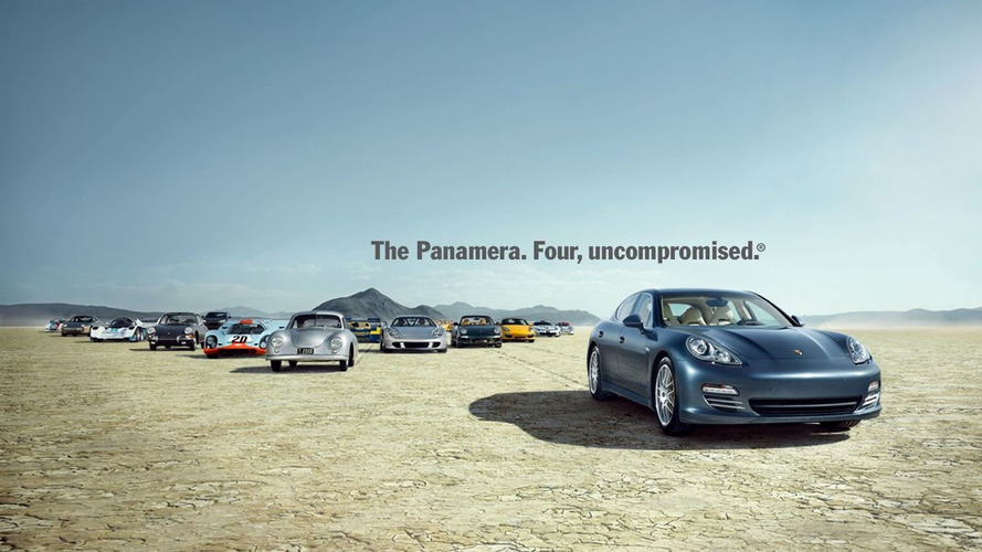Porsche Panamera TV Commercial Shows Family Tree [Video - ext ver]