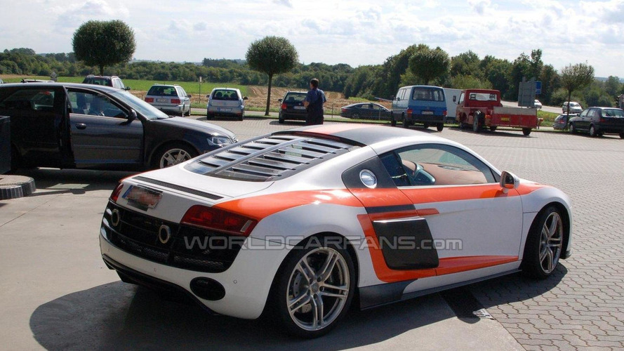 False Audi R8 GT RS sighting reported