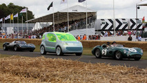 Renault Z.E. Concept at Goodwood FOS 2009