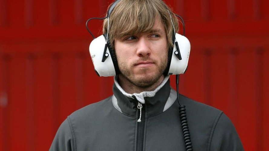 Heidfeld could split Merc role with DTM seat in 2011