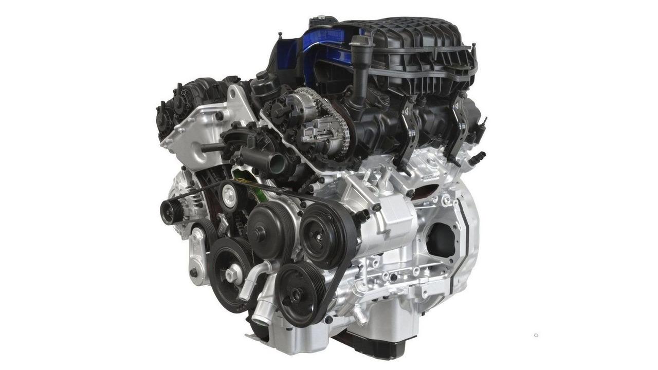 Chrysler Pentastar V6 engine 22.03.2010
