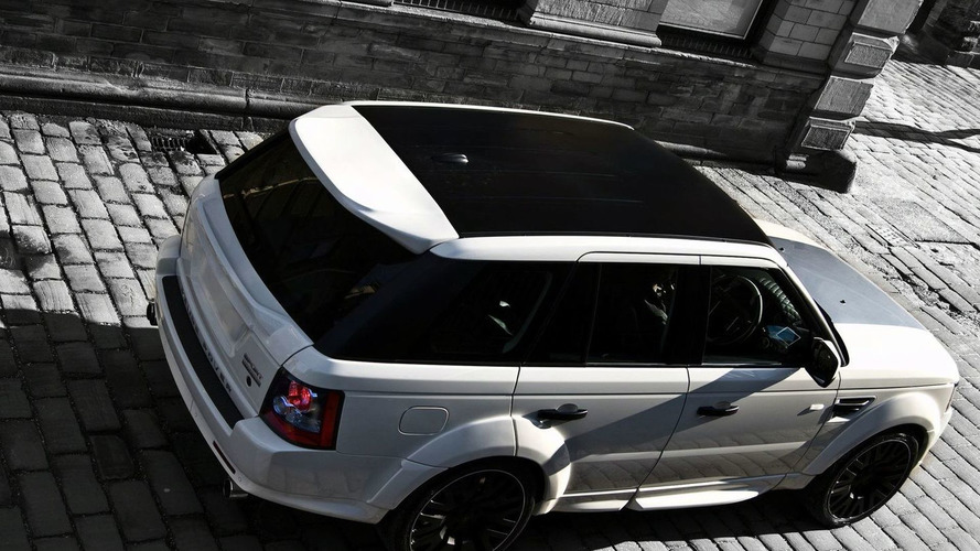 Project Kahn RS600 with 600bhp - 2010 Range Rover Sport 5.0 HSE Supercharged