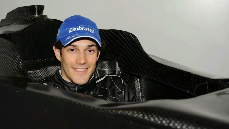 New Campos bosses tell Senna his seat is safe