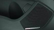 Audi Sound Concept, speaker trim in the footwell, 15.06.2010