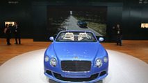 2013 Bentley GT Speed Convertible live in Detroit 14.1.2013