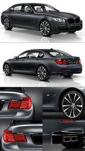 BMW 7-Series V12 Bi-Turbo special edition launched in Japan