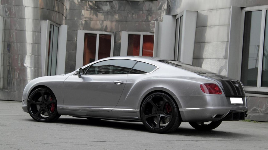 Bentley Continental GT modified by Anderson Germany