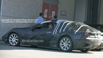 Maserati GT Coupe Spy Photo