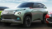 Mitsubishi Concept XR-PHEV, Concept GC-PHEV and Concept AR 01.11.2013