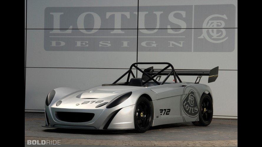 Lotus Circuit Car