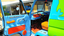 Scooby-Doo Mystery Machine - 9.6.2011